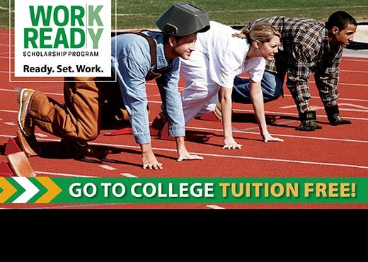 Get ahead with tuition-free certificates!