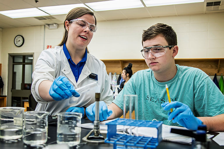 Medical Lab Technician Colleges