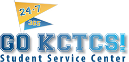 24/7/365 Go KCTCS! Student Service Center