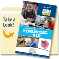 KCTCS Financial Aid brochure