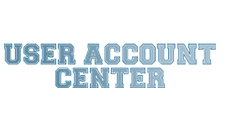 User Account Center